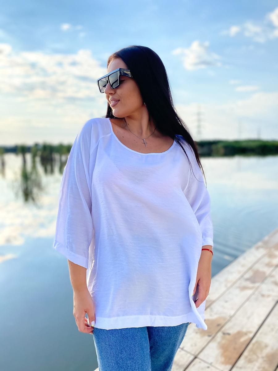 Блуза белая | 5564471