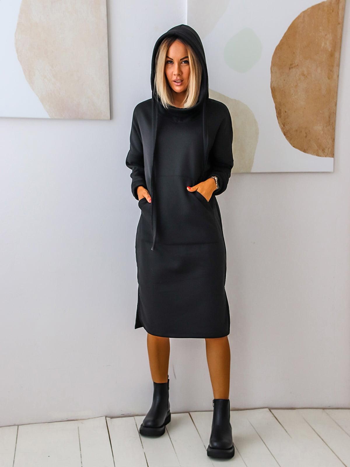 Платье черное   5564488