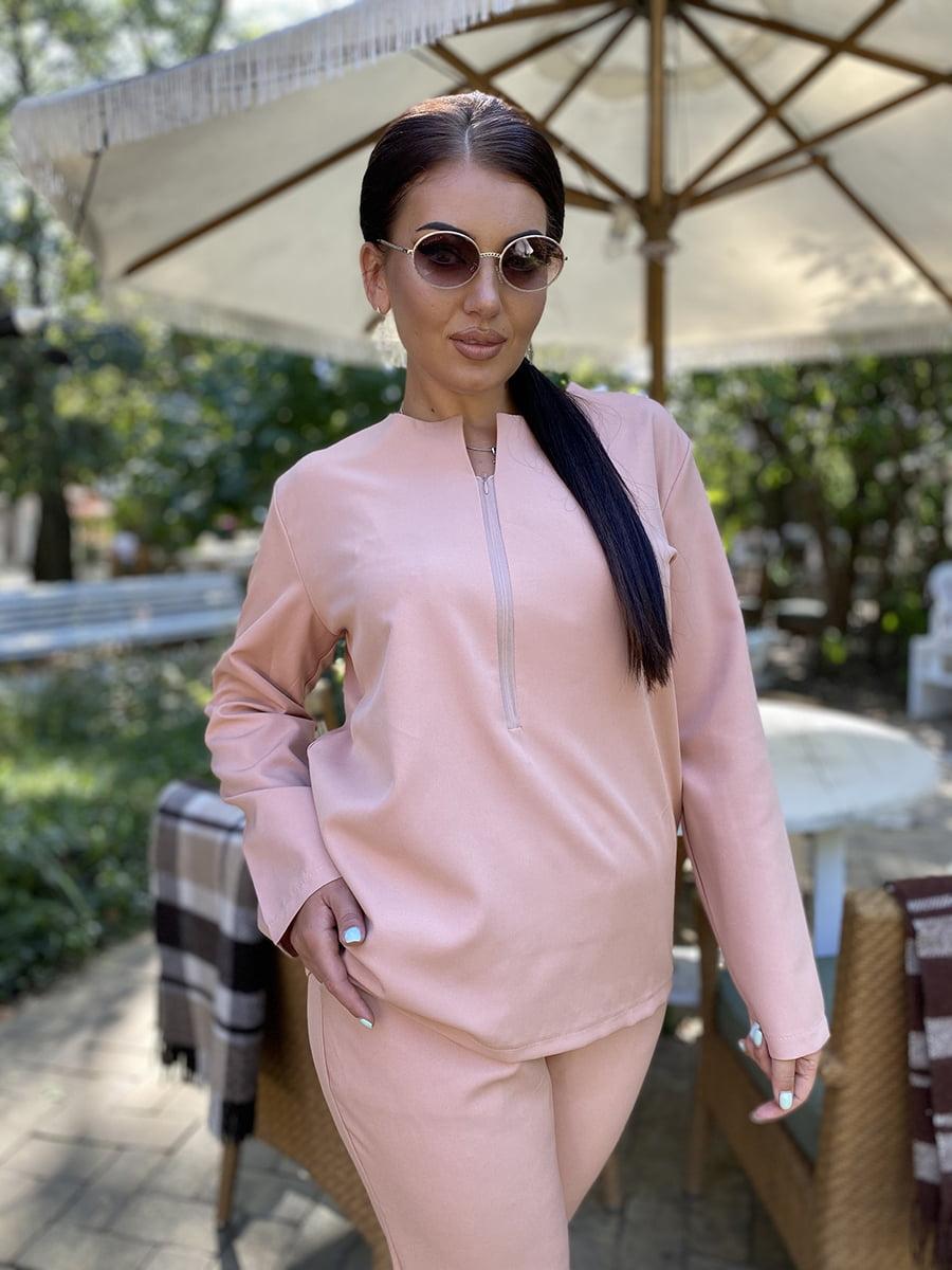 Комплект: блуза и брюки | 5564497