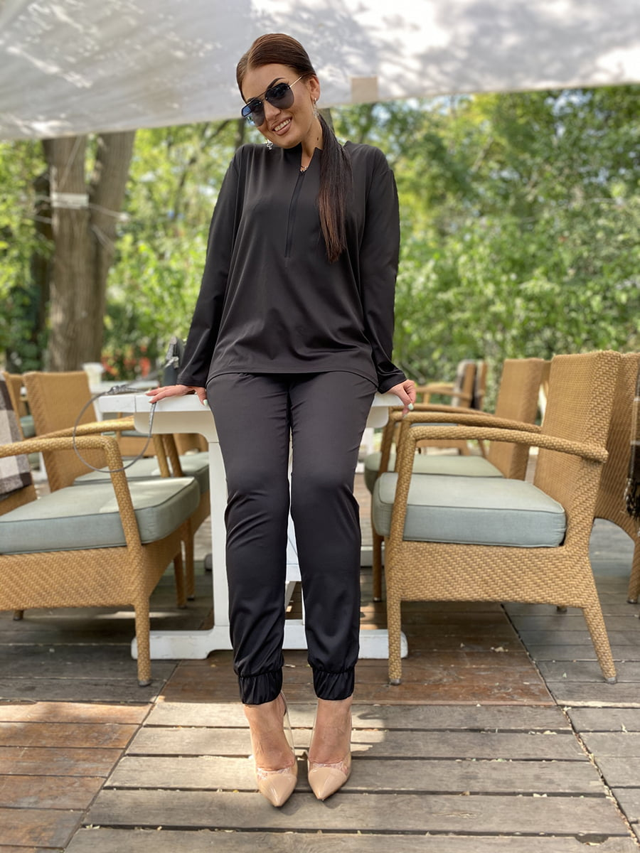 Комплект: блуза і штани   5564499