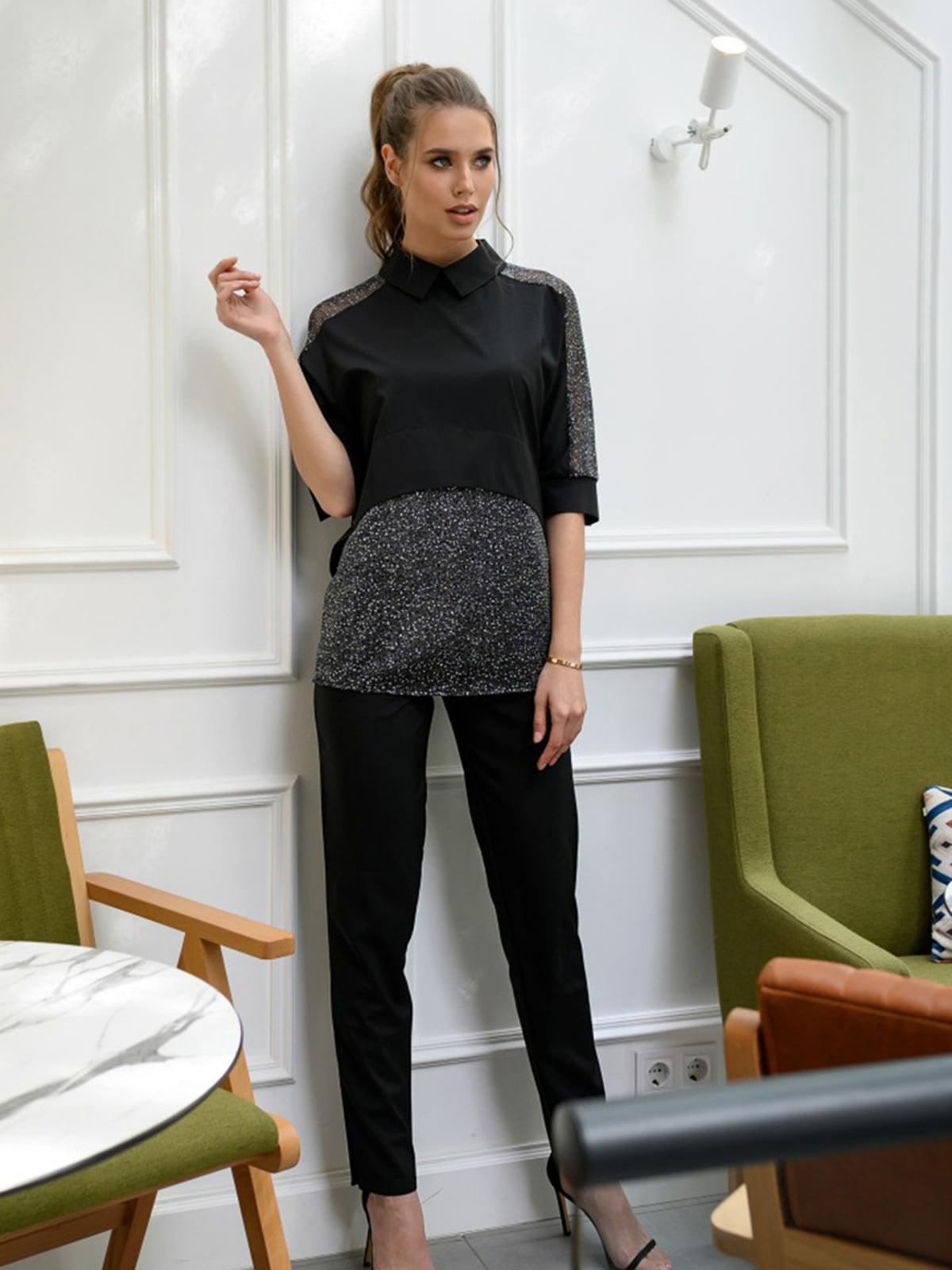 Комплект: блуза и брюки | 5564642