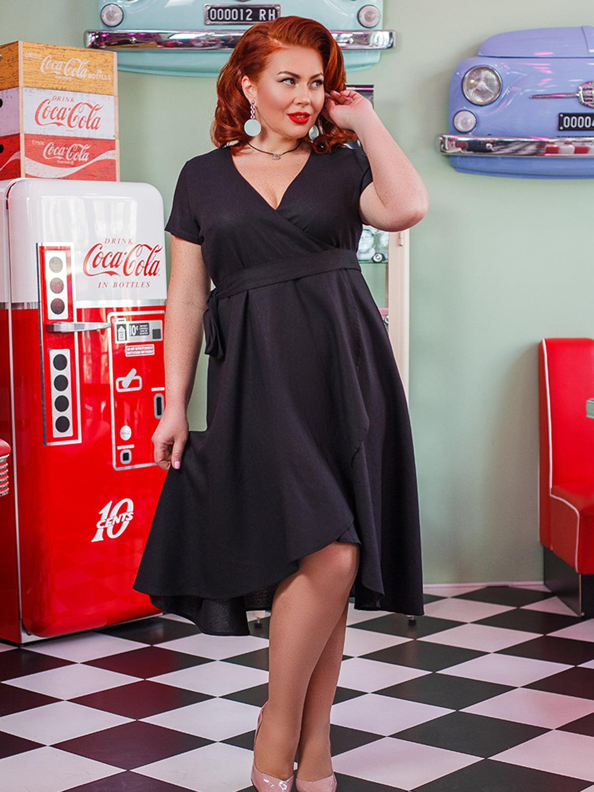 Платье черное | 5564655