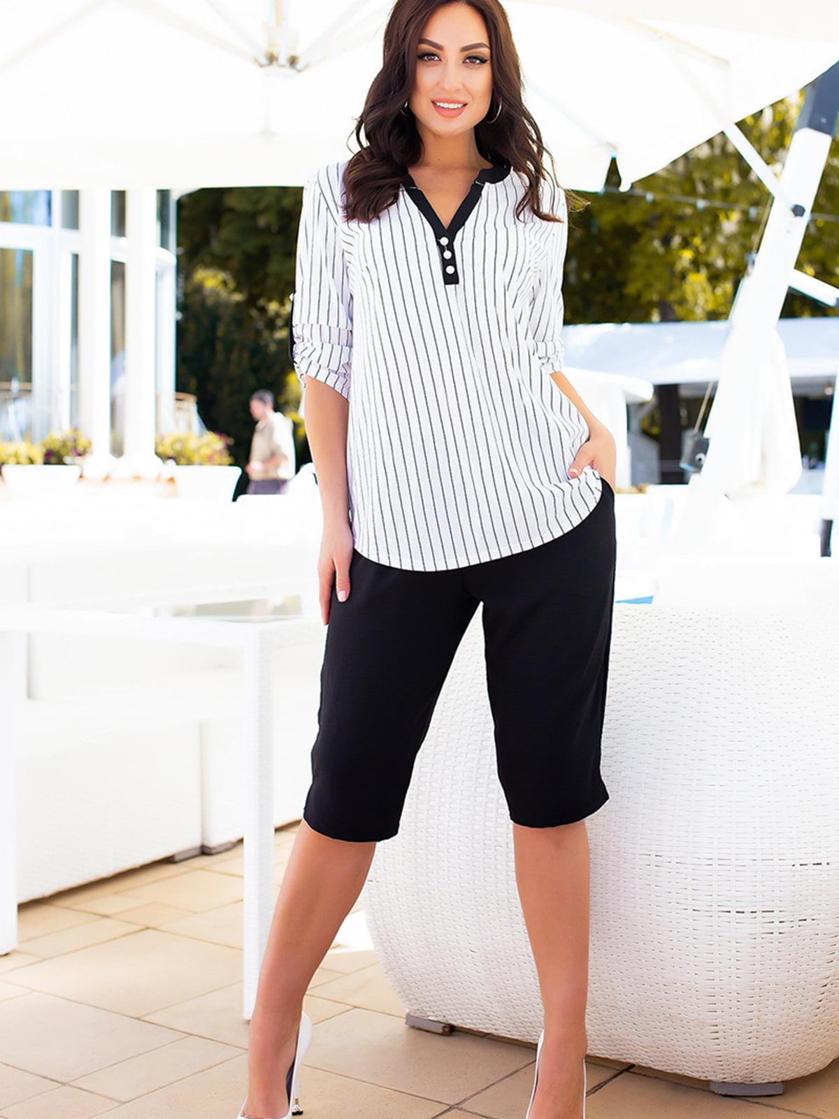 Комплект: блуза и бриджи | 5564733