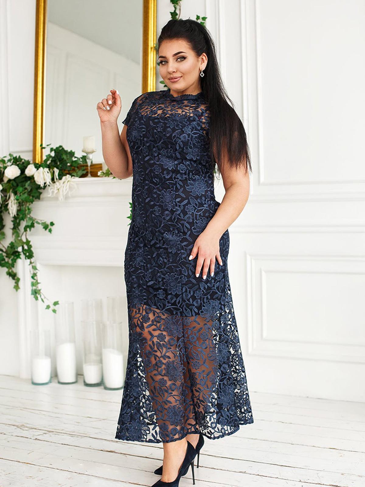 Сукня синя | 5564745