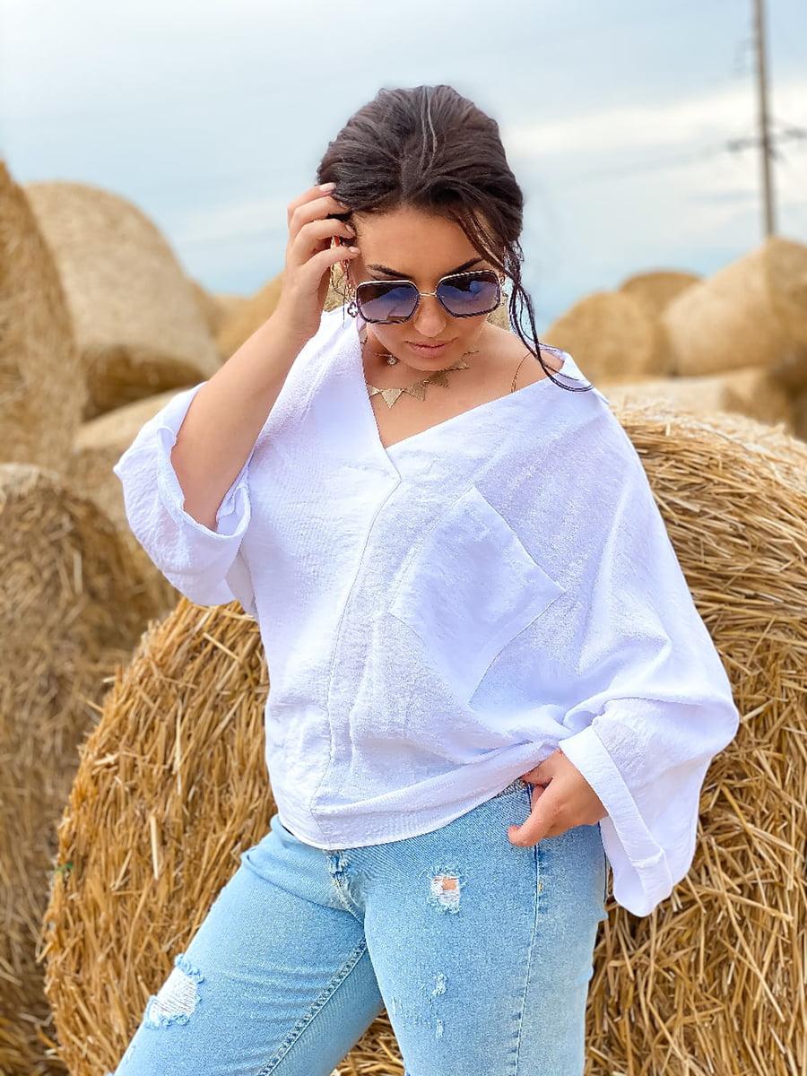 Блуза белая | 5564814
