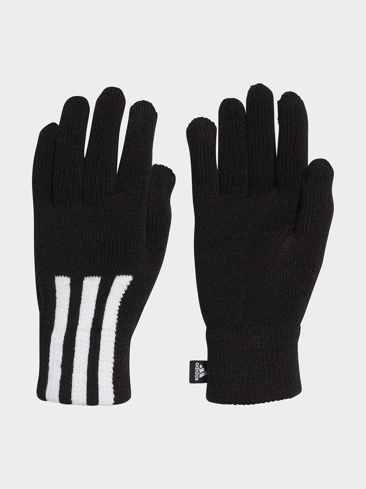 Перчатки черно-белые   5561330