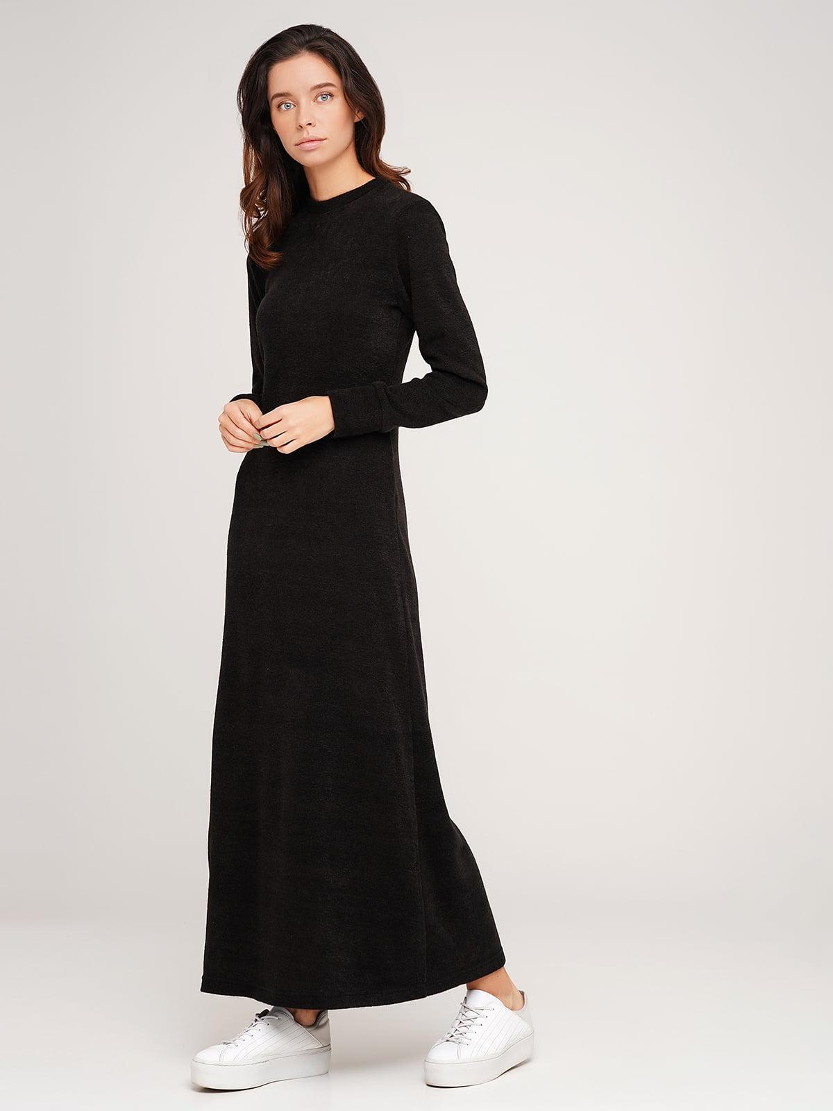Платье черное   5567102