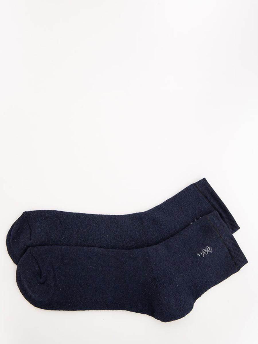 Носки темно-синие | 5569032
