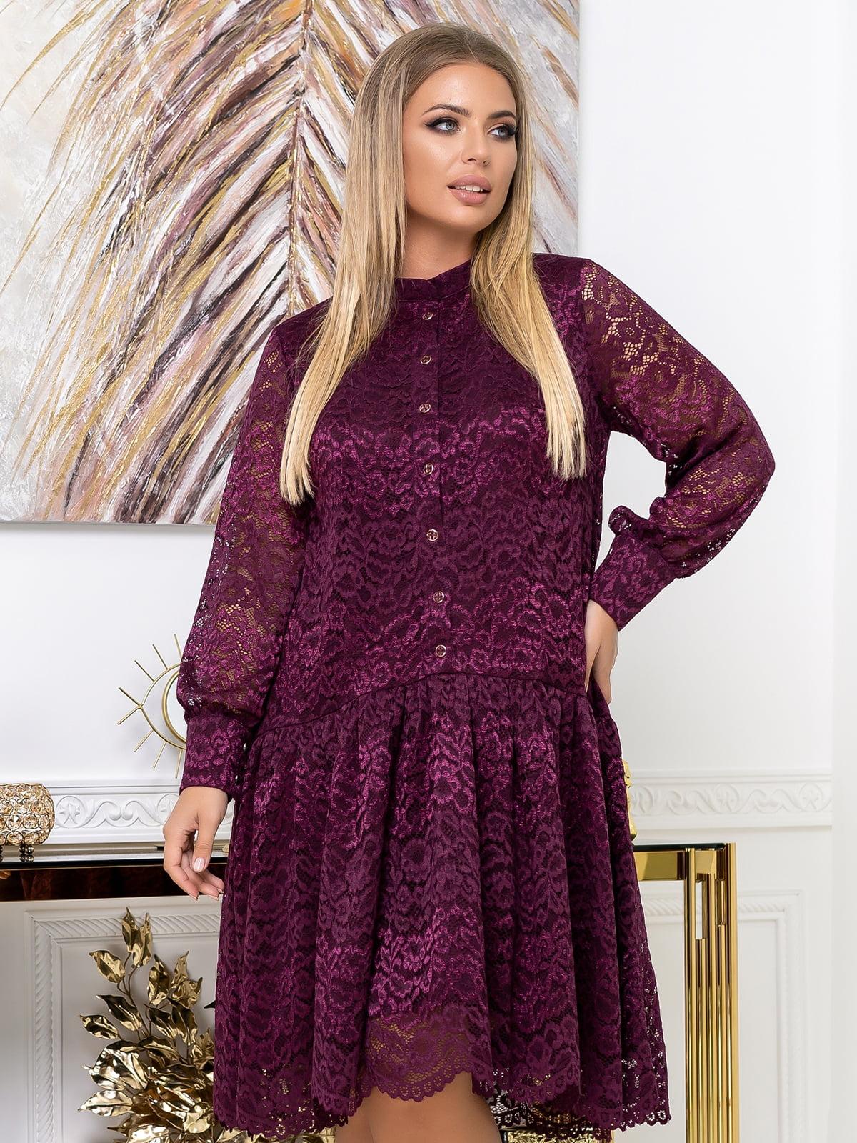 Платье цвета марсала   5574129