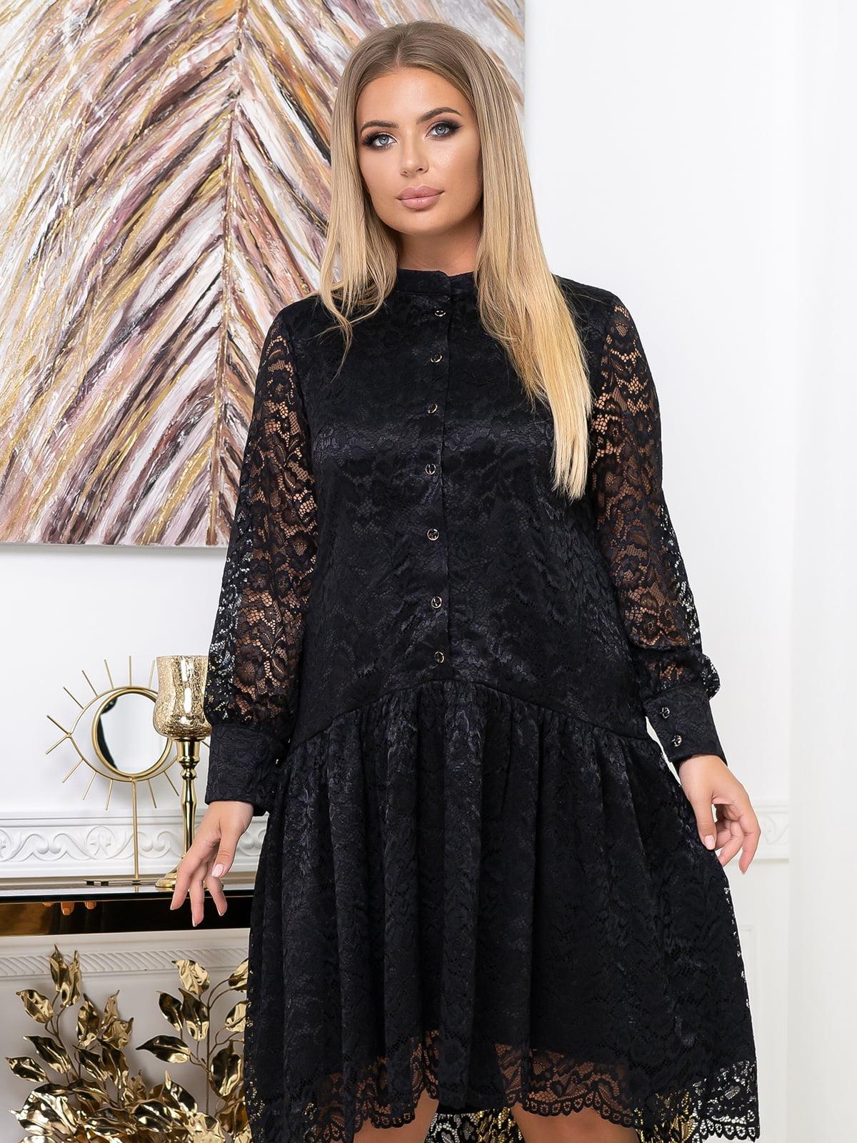 Платье черное | 5574130