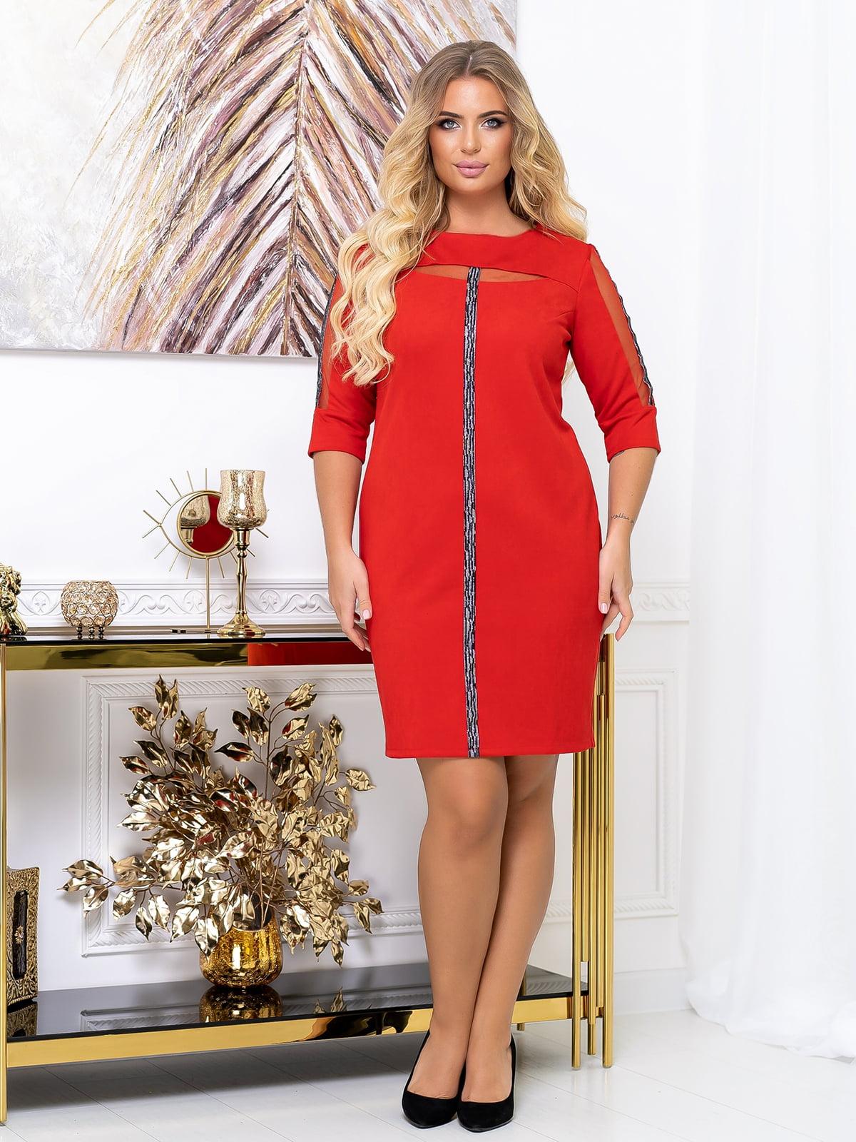 Сукня червона | 5574143
