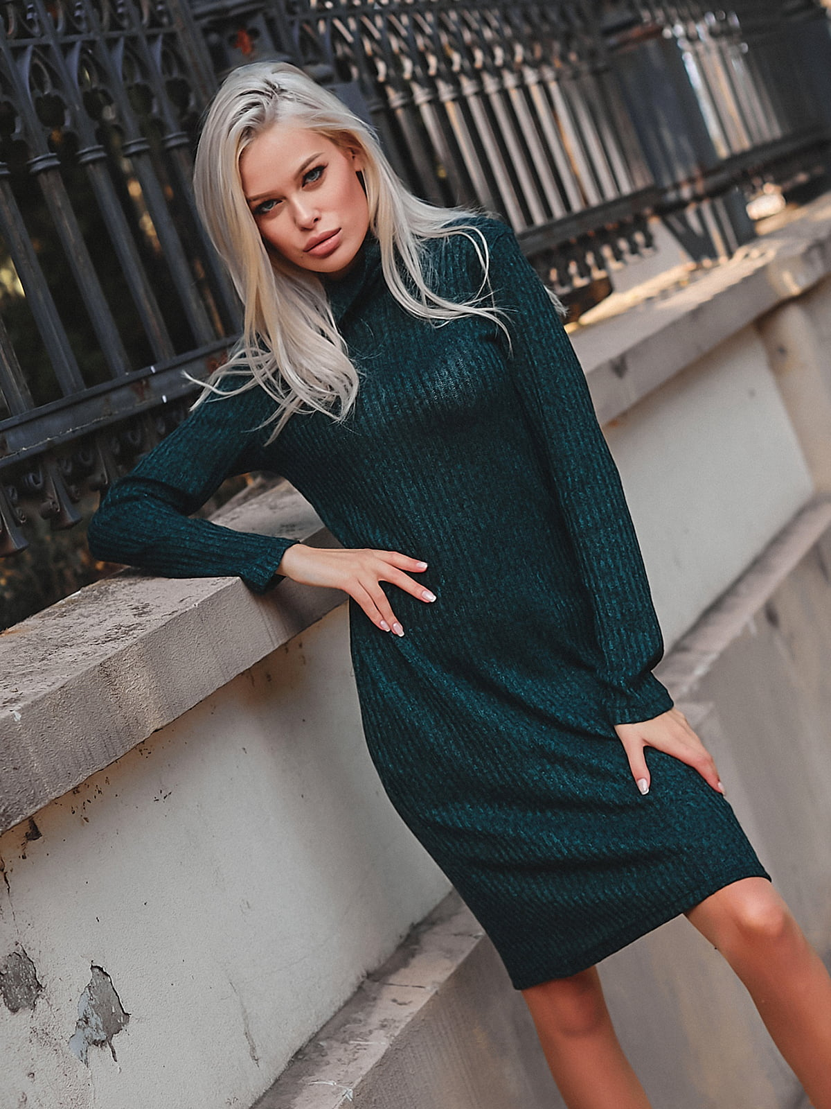 Сукня смарагдового кольору | 5574160