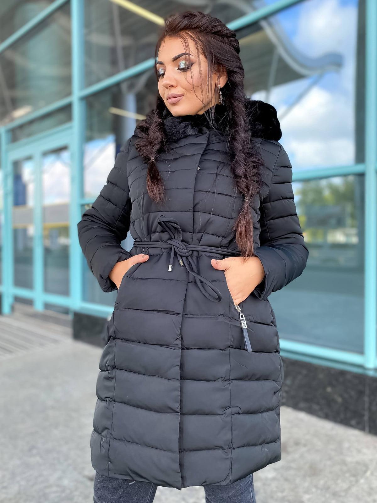 Куртка черная | 5573993