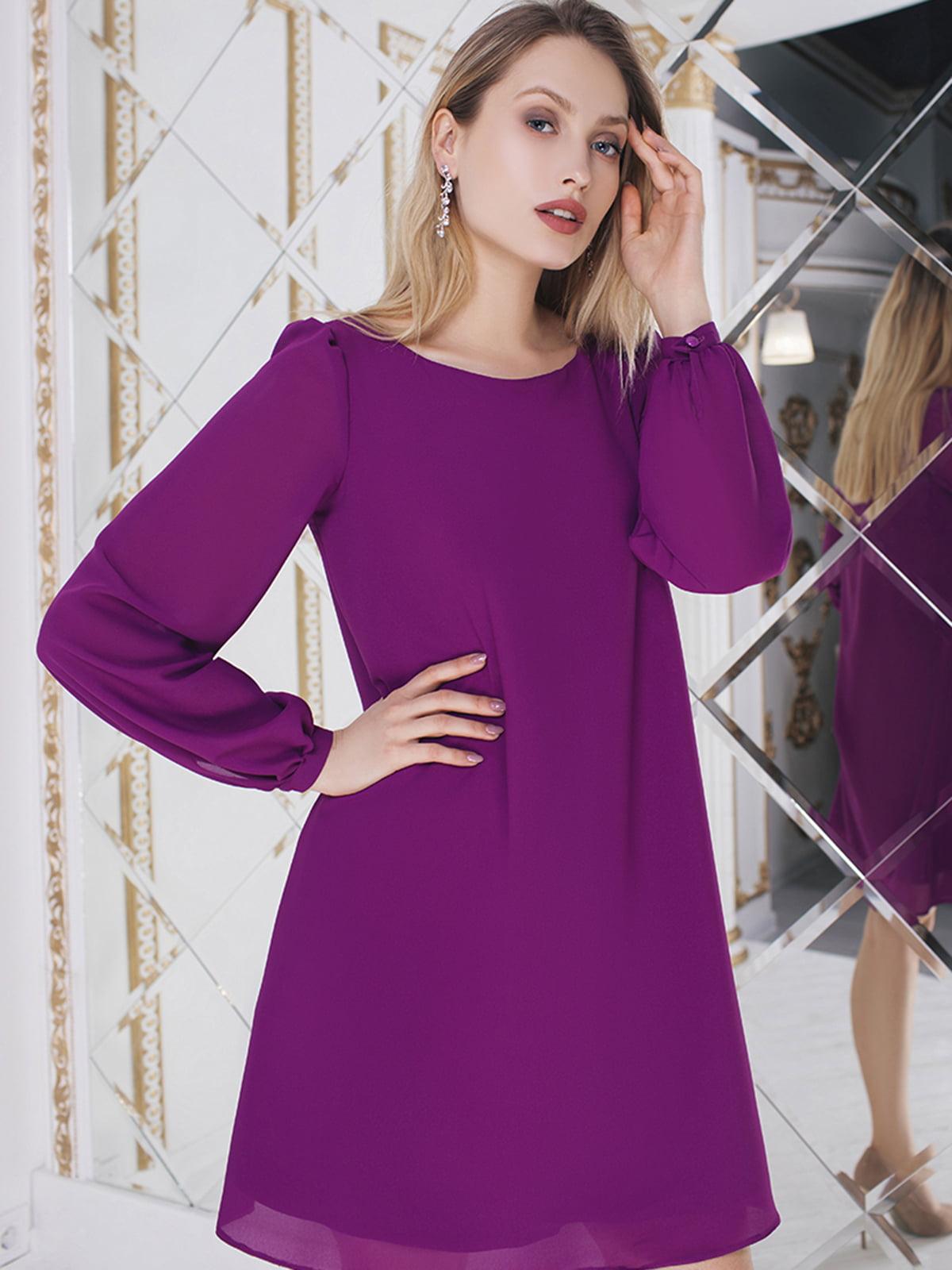Сукня фіолетова | 5574688
