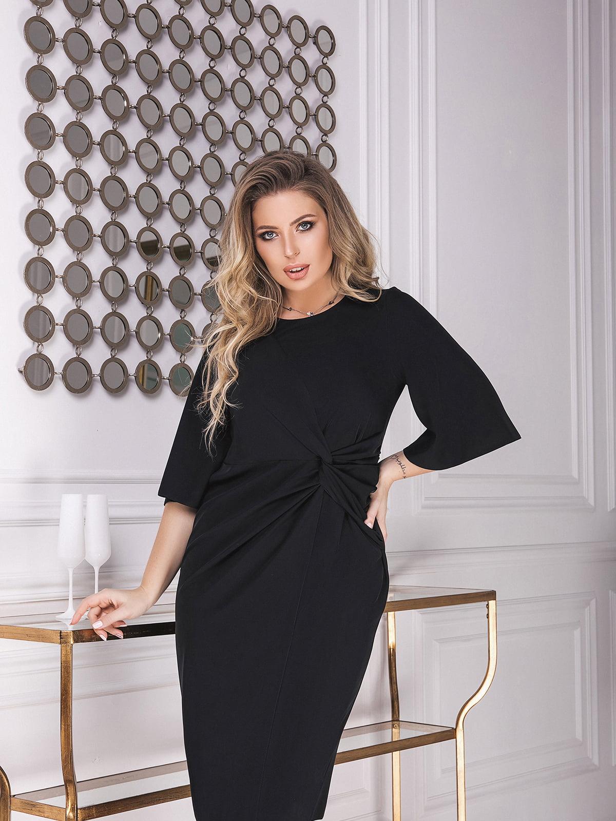 Платье черное | 5574764