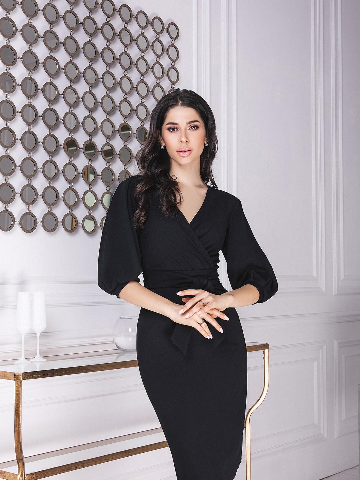 Платье черное | 5574767
