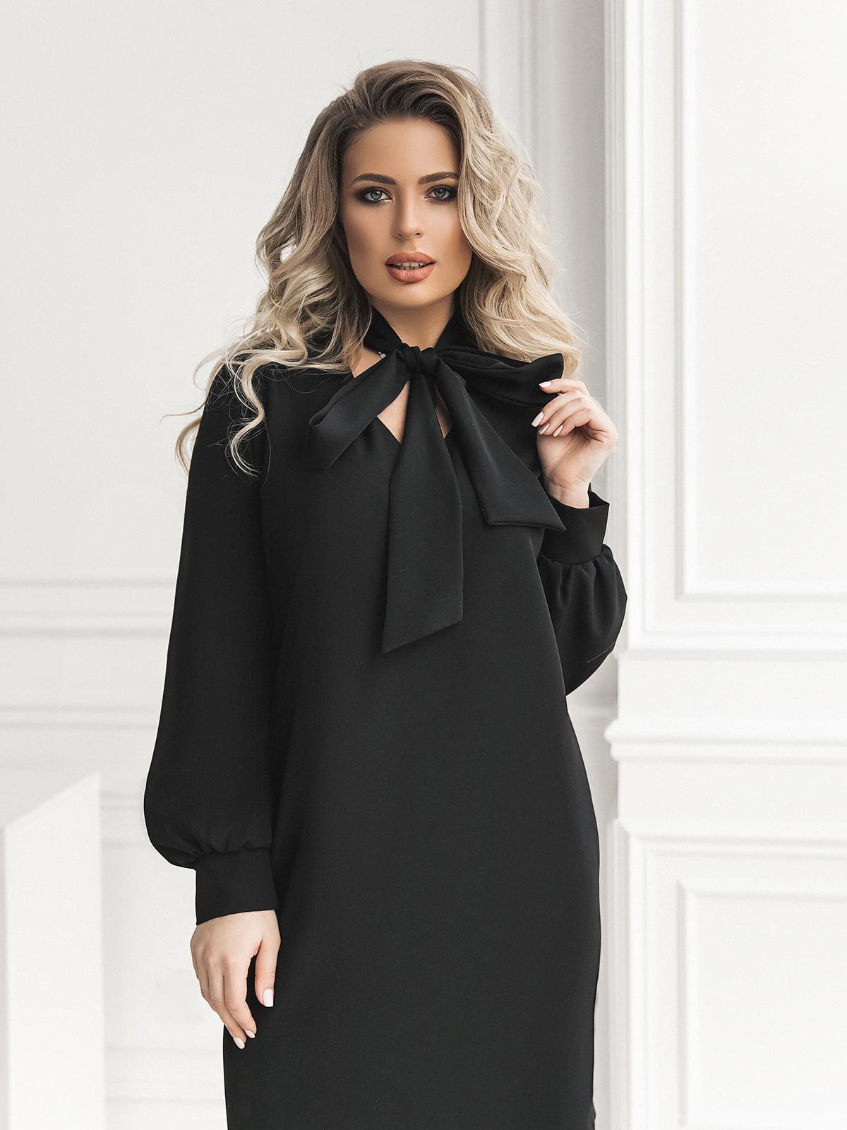Платье черное | 5574779