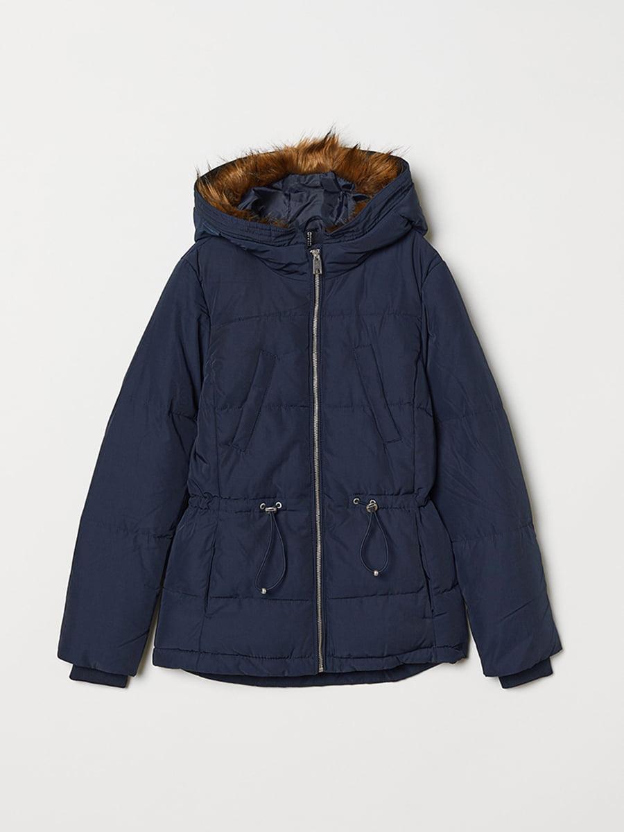 Куртка синя | 5527400