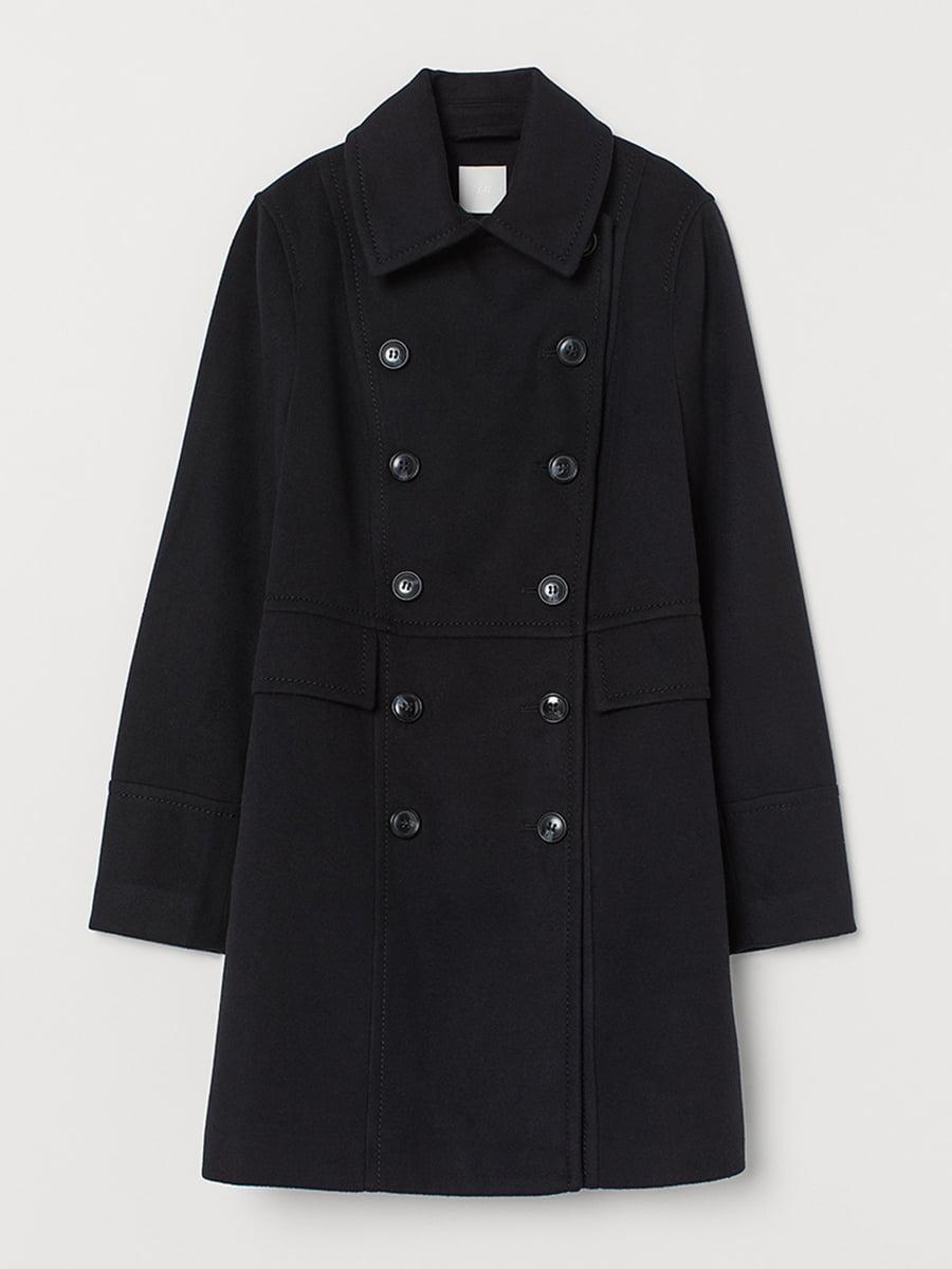 Пальто черное | 5528511