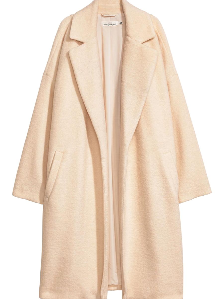 Пальто сливочного цвета | 5551710