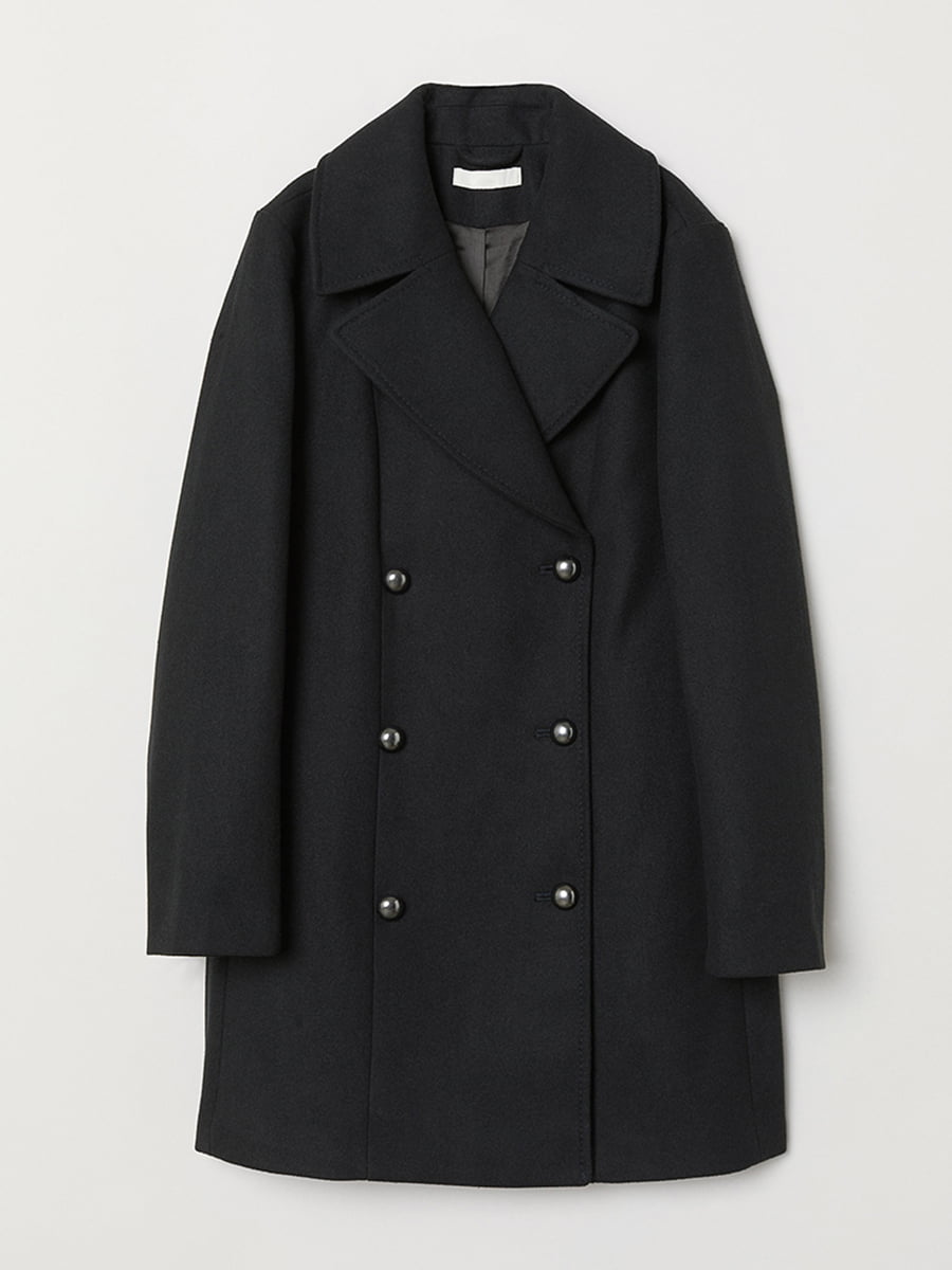 Пальто черное | 5551748