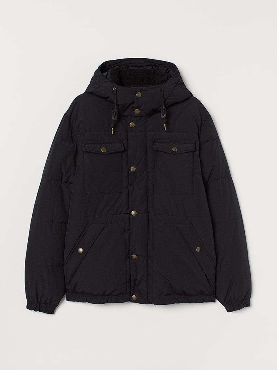 Куртка черная   5551979