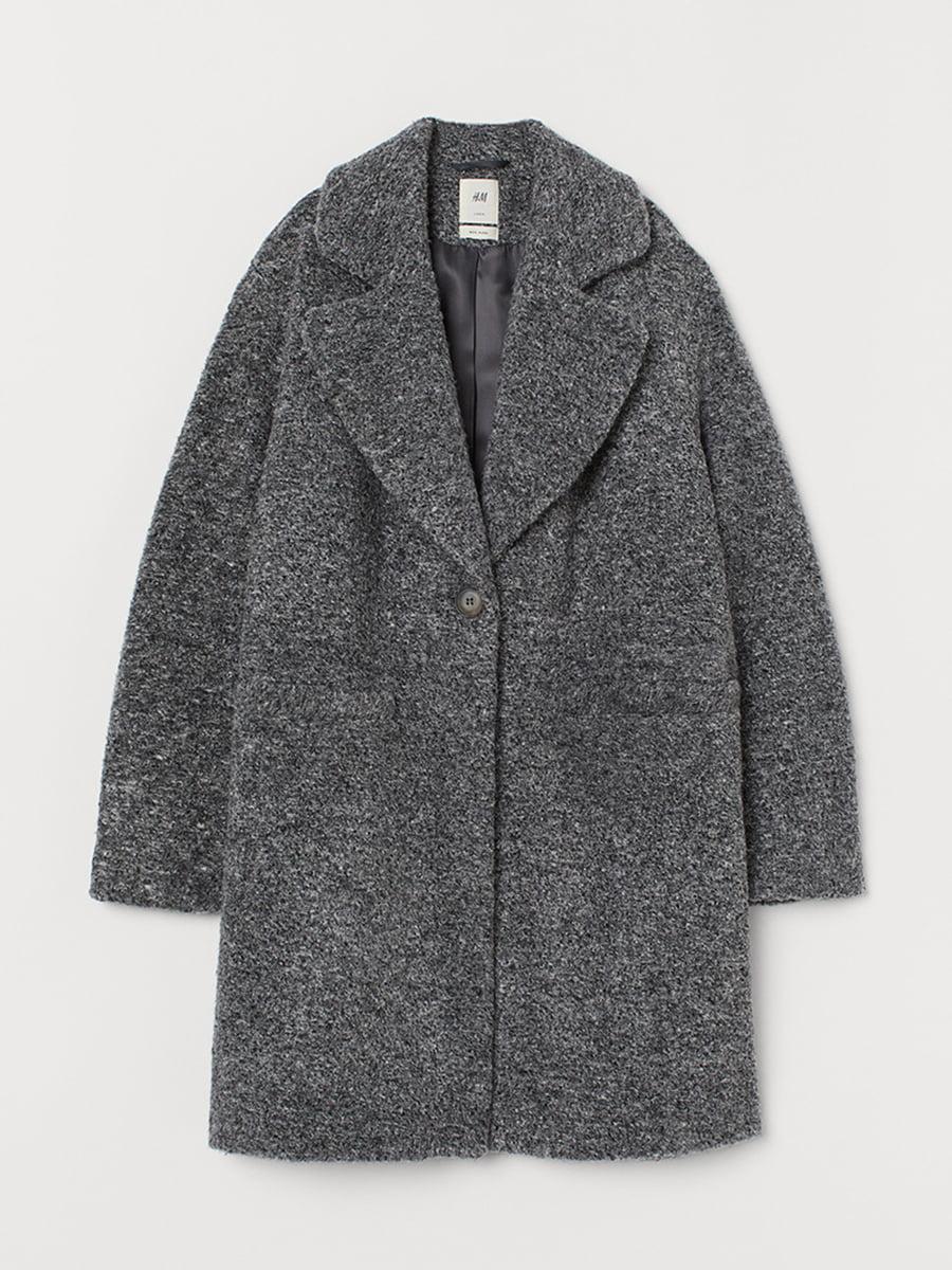 Пальто серое | 5551988