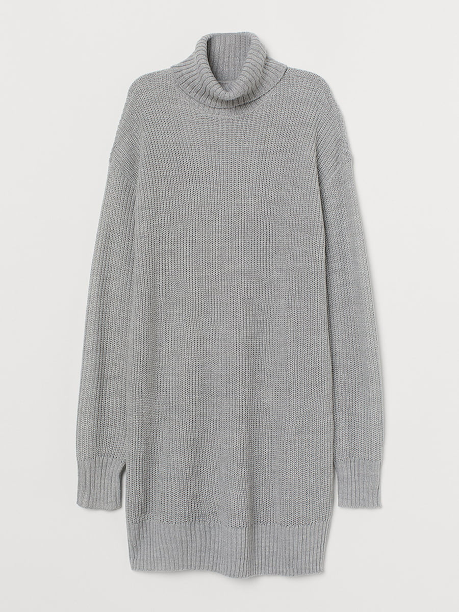 Платье серое | 5552075