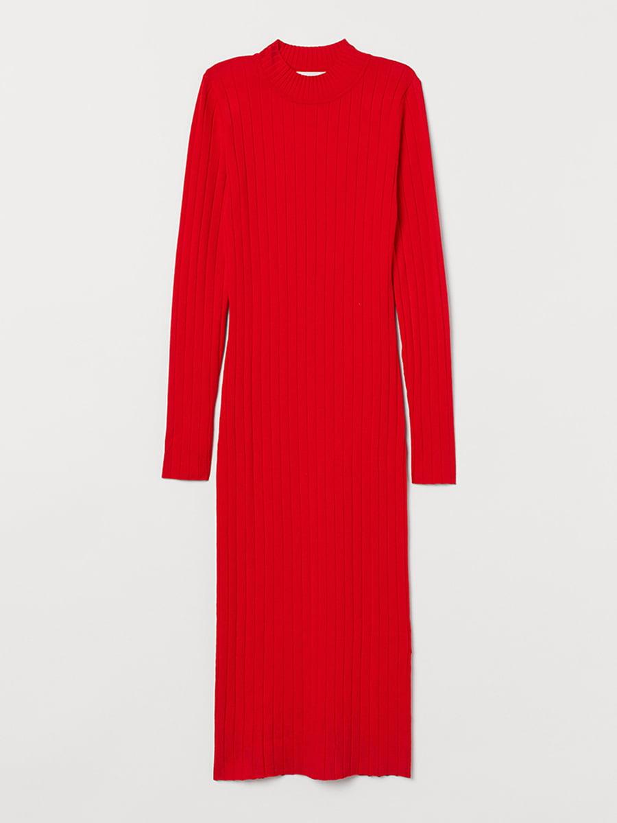 Платье красное | 5552085
