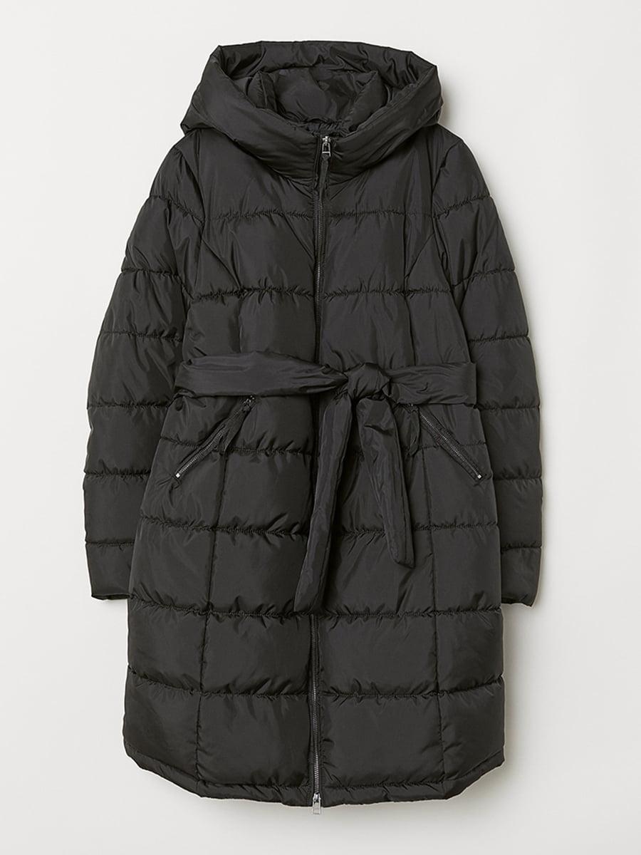 Куртка для вагітних чорна   5552210