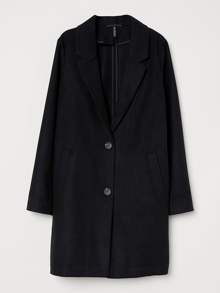 Пальто черное | 5576535