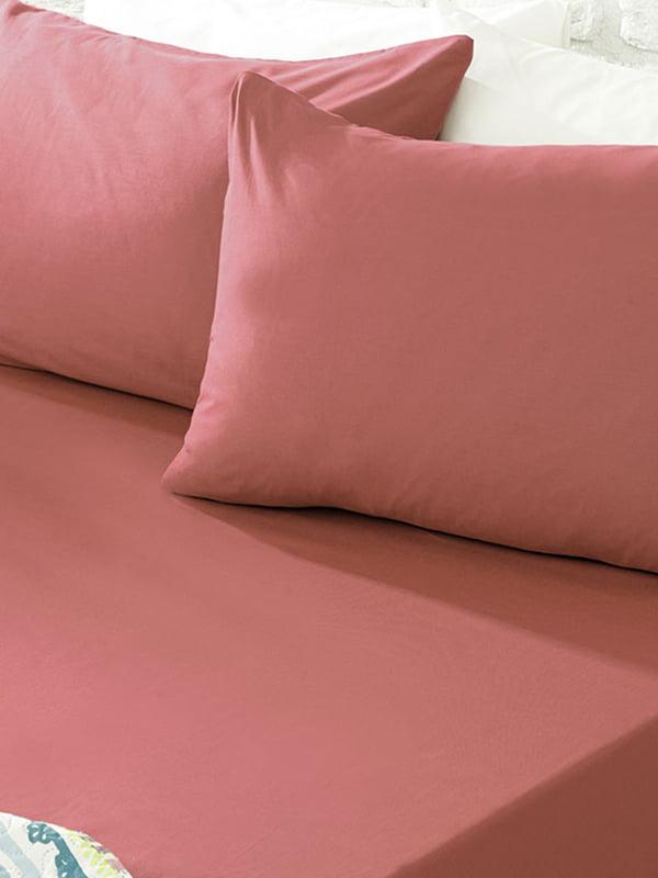 Набор: простыня на резинке (100х200 см) и наволочка (50х70 см) | 5582600