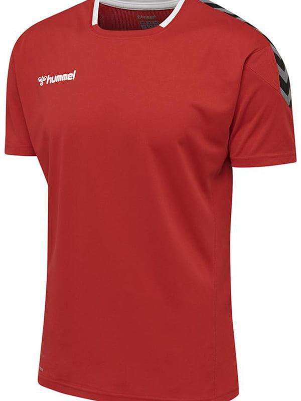 Футболка червона | 5584457