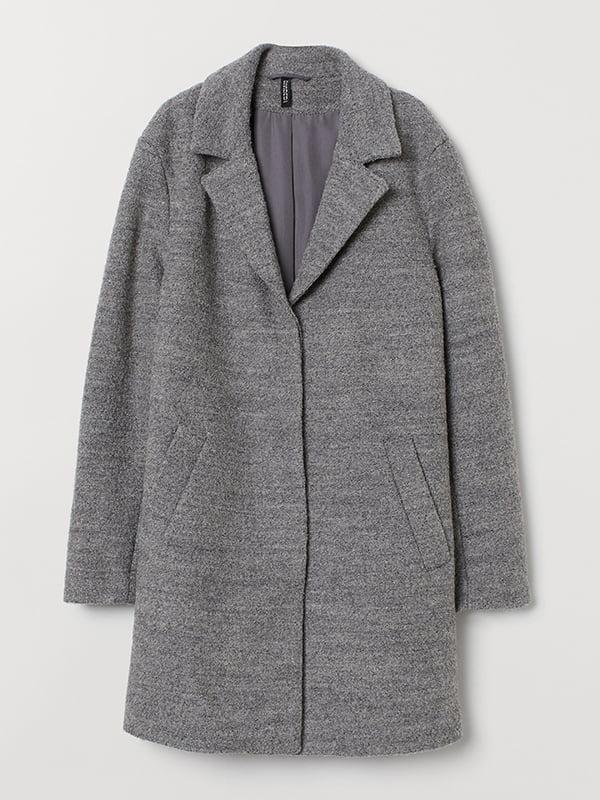 Пальто серое | 5527445