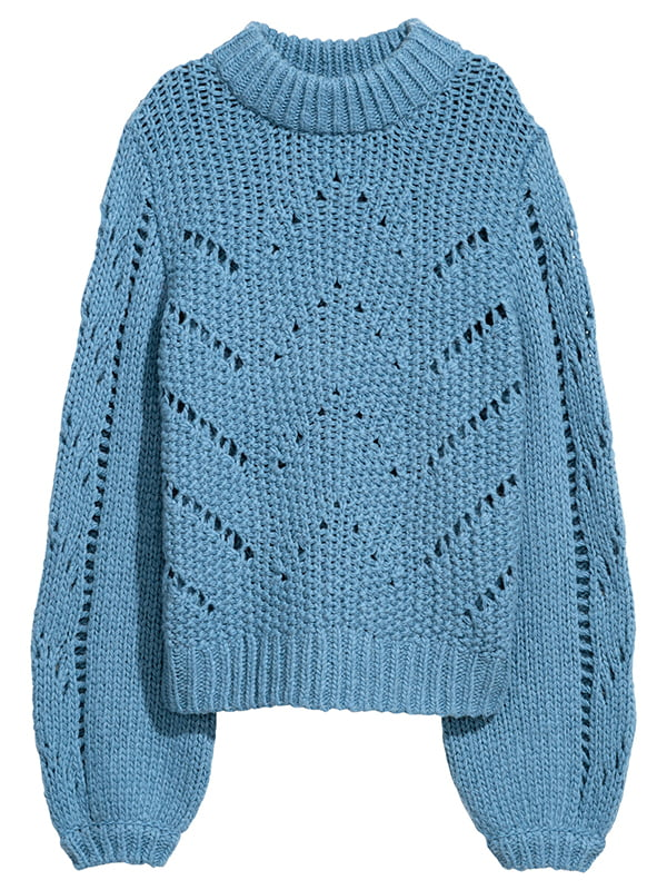 Джемпер синий | 5551600