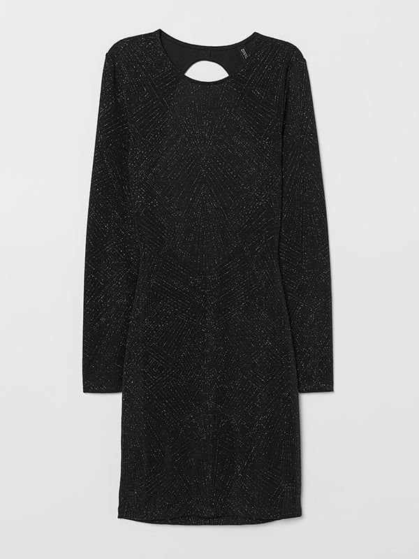 Платье черное | 5579607