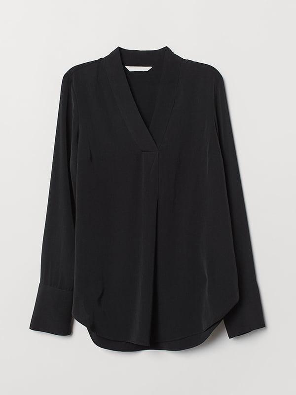 Блуза черная | 5579614