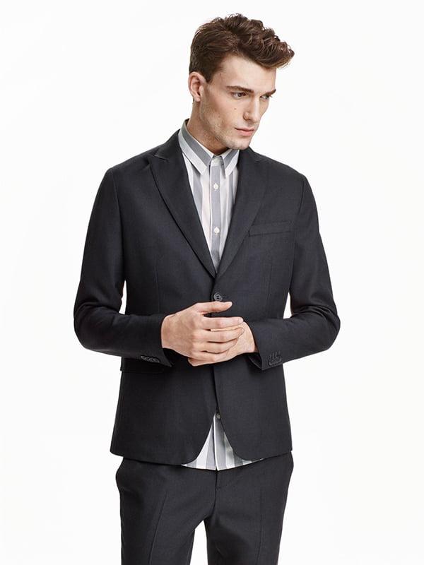 Пиджак черный | 5583910