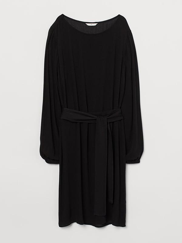 Платье черное   5583936