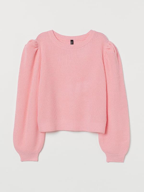 Джемпер розовый | 5584026