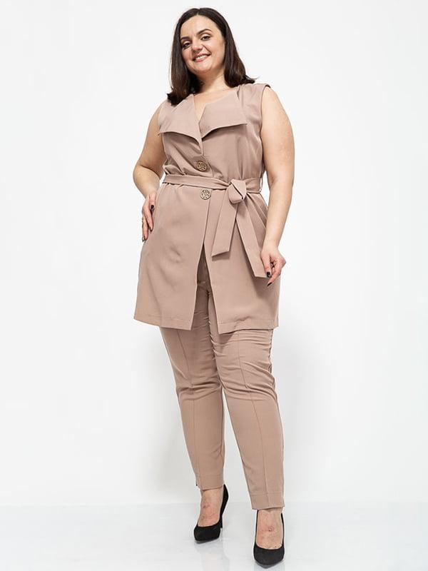 Костюм: жилет и брюки | 5584852