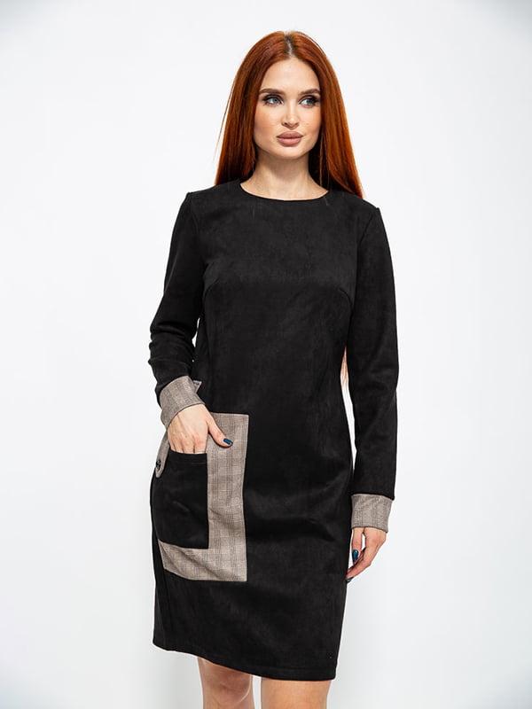 Платье черное | 5584982