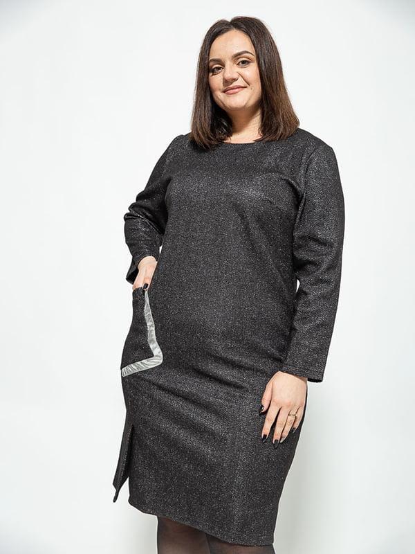 Платье черное | 5584988