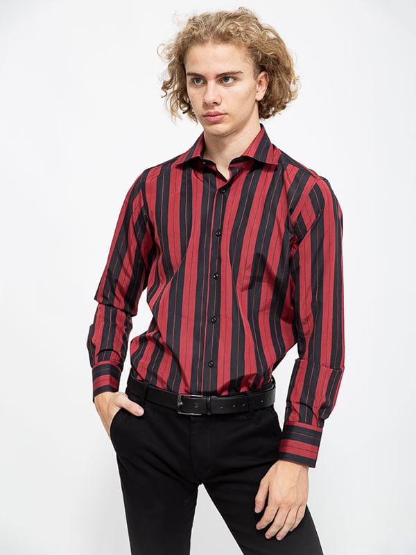 Рубашка в полоску | 5585003