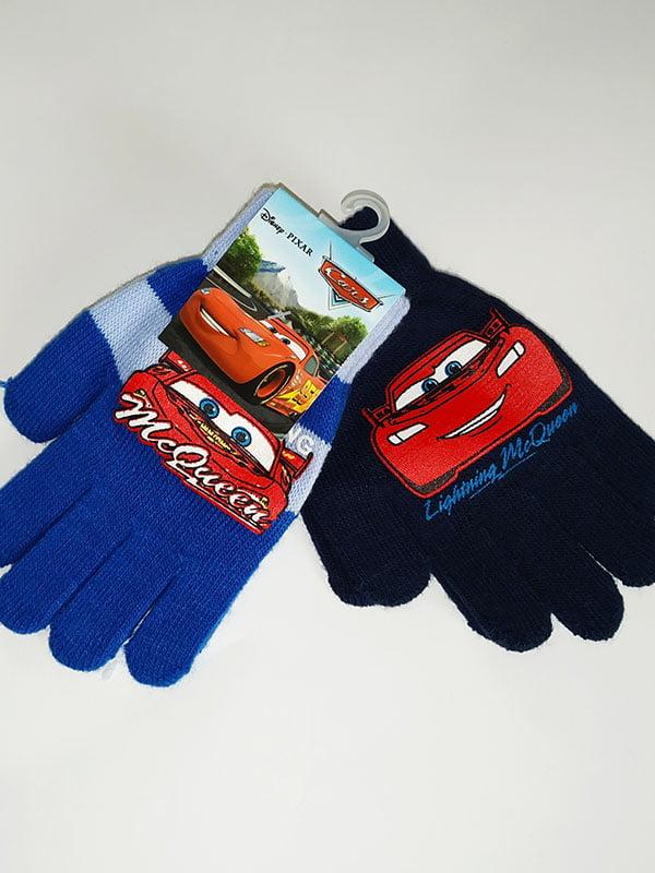 Комплект рукавичок (2 пари) | 5586631