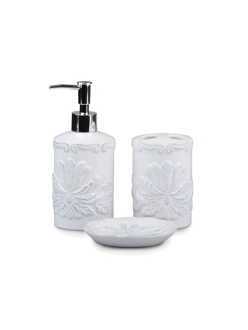 Набор для ванной комнаты (3 предмета) | 5587970