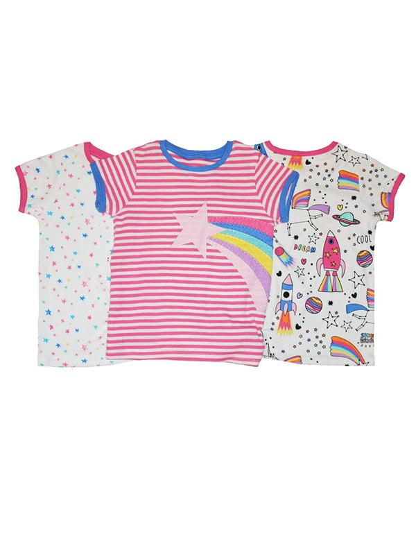 Набор футболок (3 шт) | 5588065