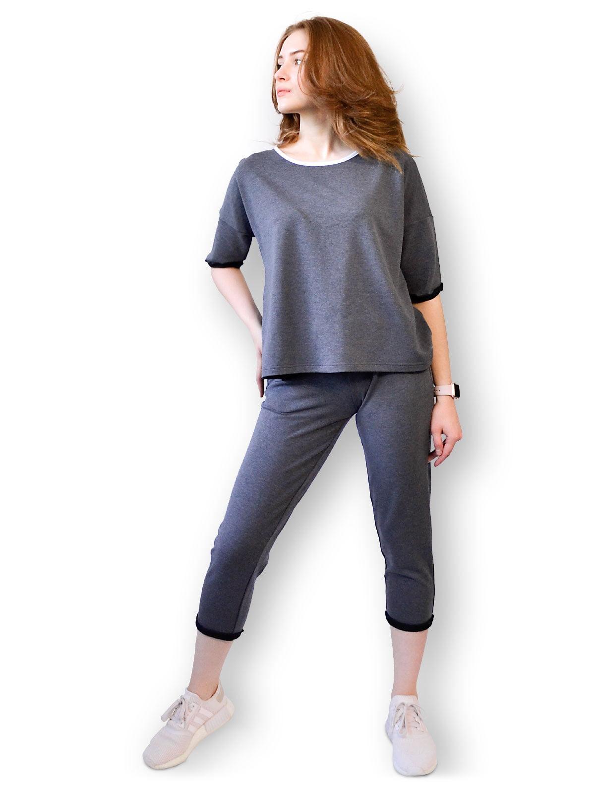 Костюм: лонгслив и брюки | 5589635