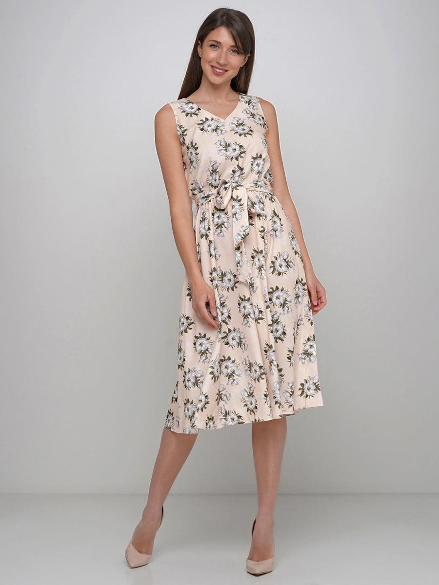 Сукня в квітковий принт | 5591566