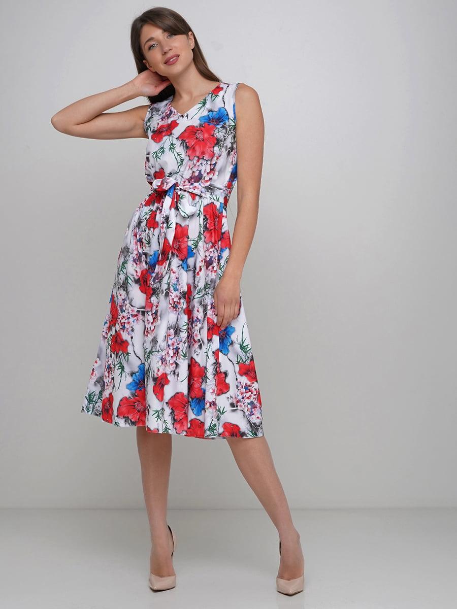 Сукня в квітковий принт | 5591568
